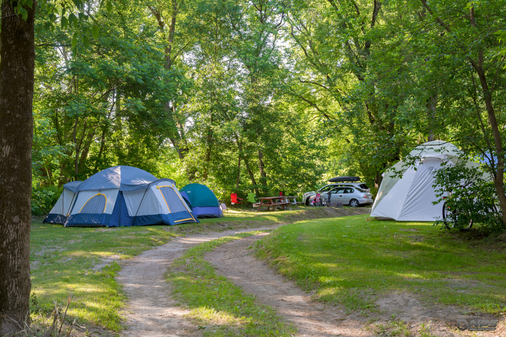 Camping Île Marie